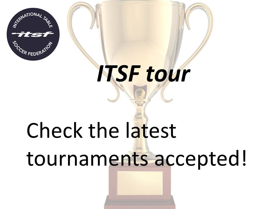 ITSF tour - new tournaments
