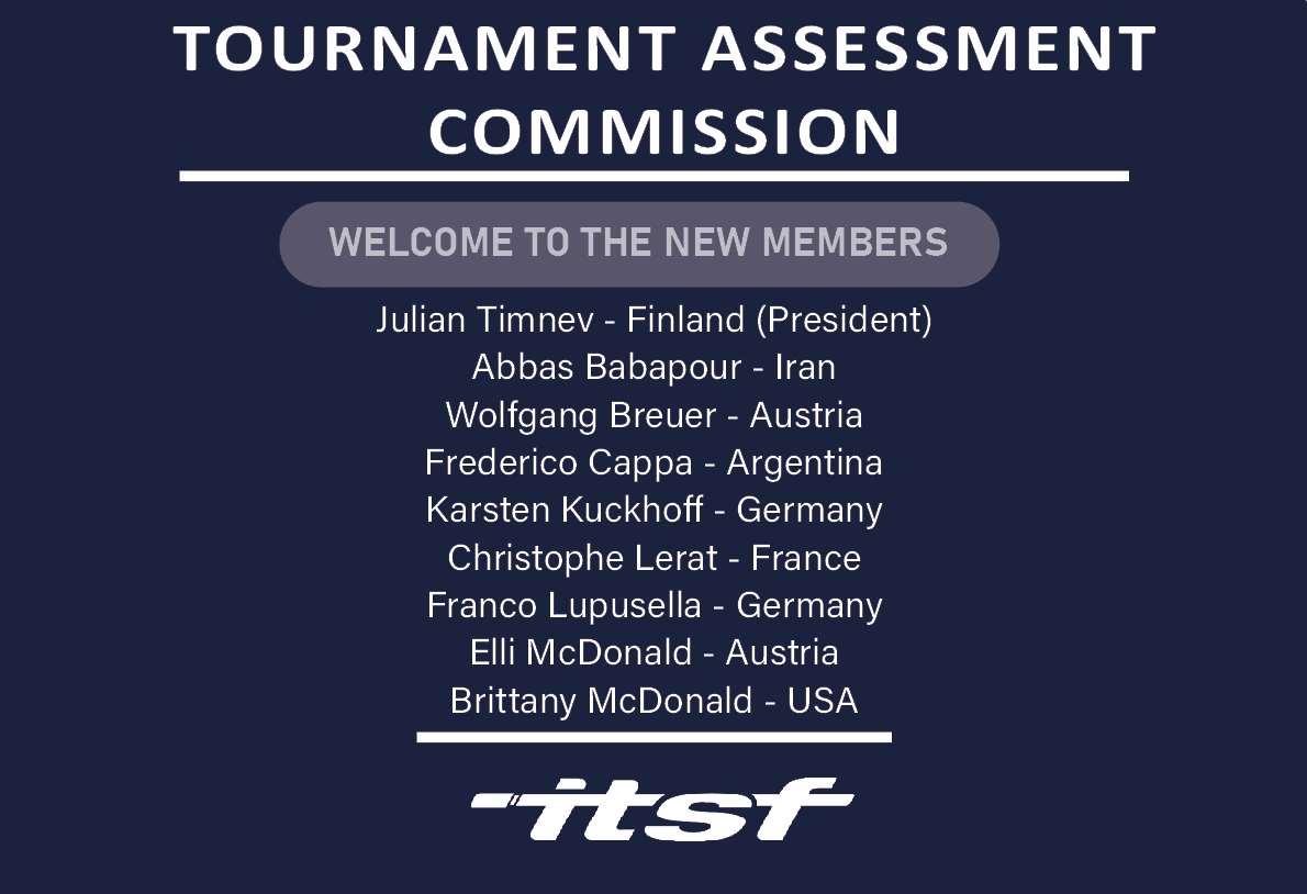 The Tournament Assessment Commission is coming back soon