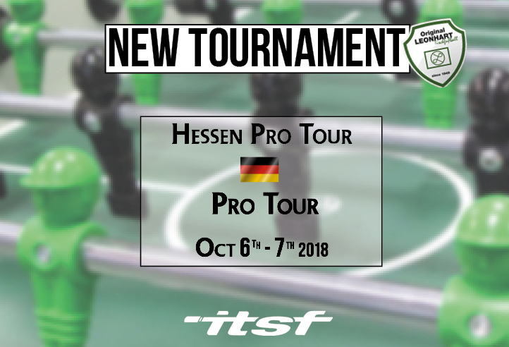 New Pro Tour in Germany