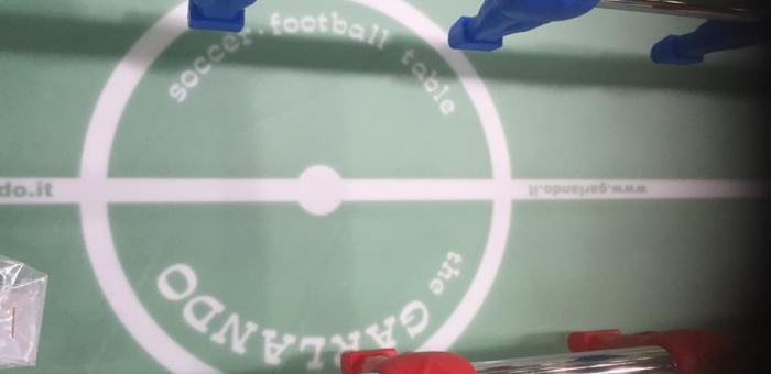 Welcome International Table Soccer Federation
